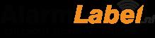 AlarmLabel.nl Logo